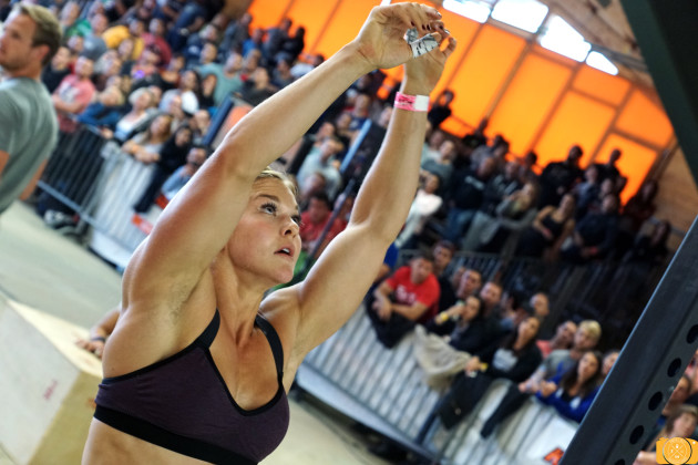 Brooke Ence at 2015 Swiss Alpine Battle presented by Kill Cliff