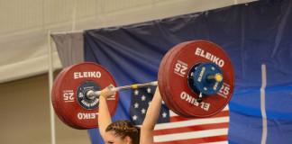 Mattie Rogers at USAW National University Championships