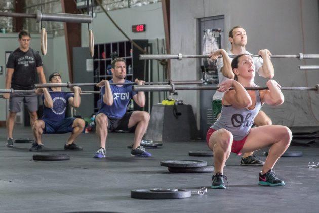 CrossFit Grandview