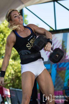 Heather Welsh at Wodapalooza 2015