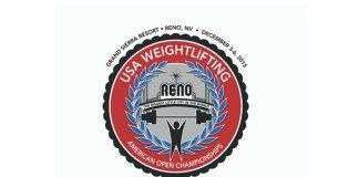 2015 USAW American Open Logo