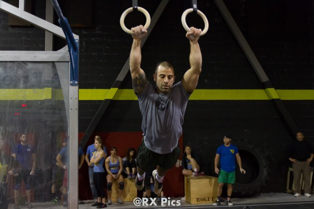 Mike Abgarian at the 2015 NEGL Combine & Pro-Am