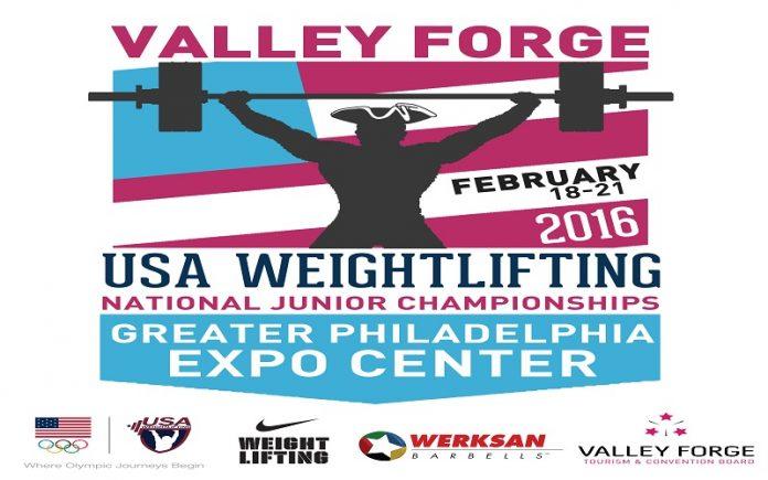 USAW National Junior Championship Logo