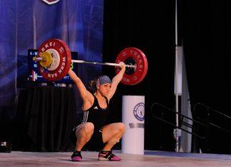 Jordan Weichers at 2016 Senior Trials