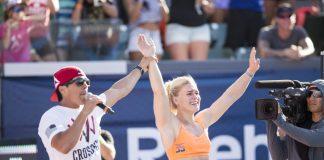 Katrin Davidsdottir, 2015 CrossFit Games Champion