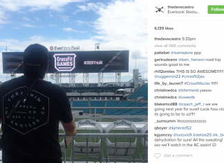 Dave Castro in Jacksonville, Florida, potential home to 2017 CrossFit Games