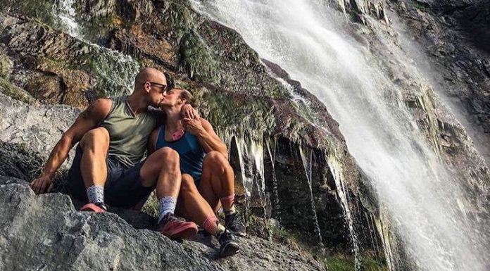 Bjork Odinsdottir and Blaine McConnell are engaged