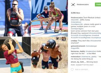 Team Reebok United to compete in 2016 CrossFit Team Series