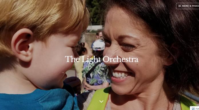 Jon North's New Blog, The Light Orchestra