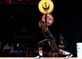 CJ Cummings at 2016 US Olympic Trials