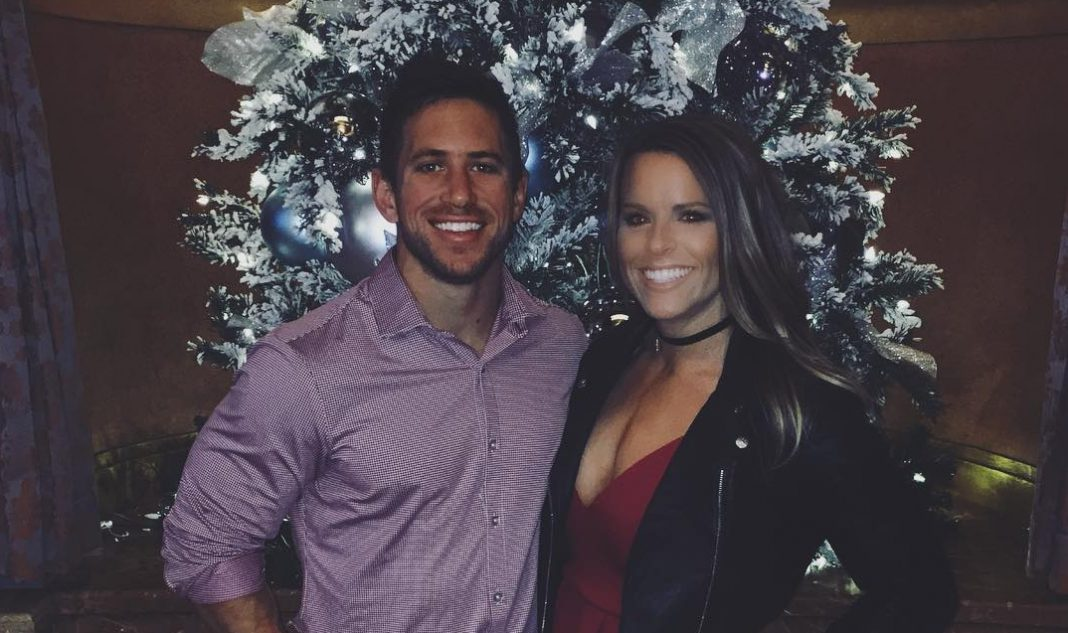 Dan Bailey and Jen Cadmus might be dating