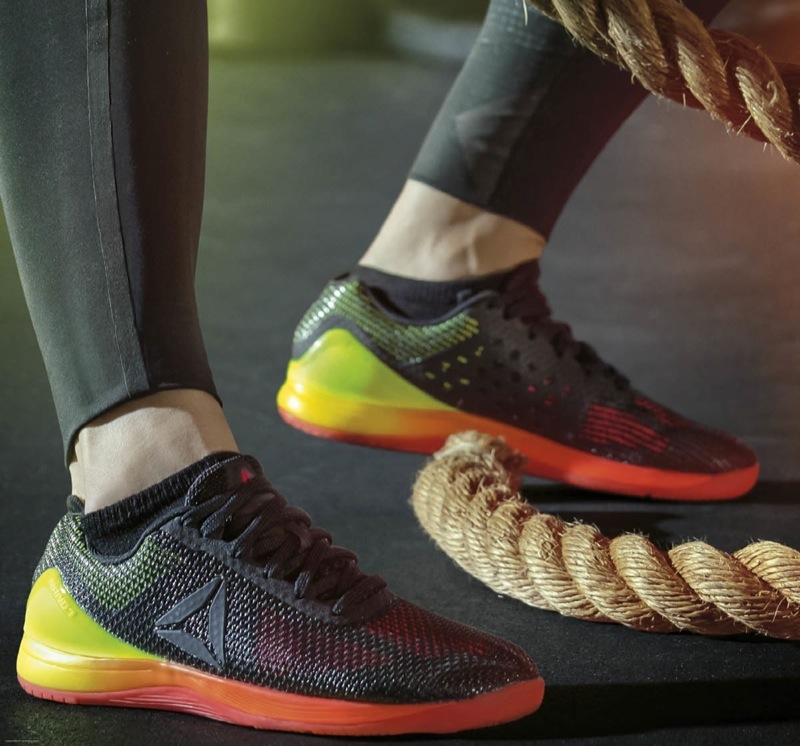 picked up top-rated latest extremely unique Reebok CrossFit Nano 7 Surprise Release – The Barbell Spin