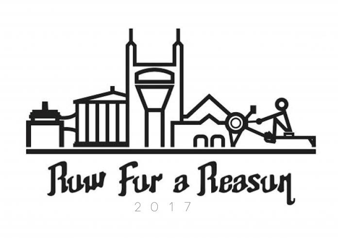 Row for a Reason Logo 2017