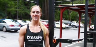 Brooke Wells is offering tips for CrossFit.com programming in the month of April