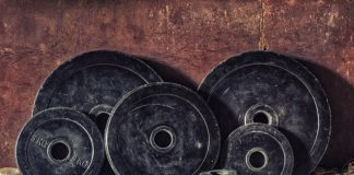 Bumper Plates for weightlifting