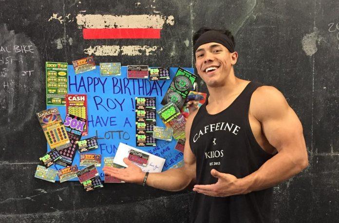 Roy Gamboa celebrates 30th birthday