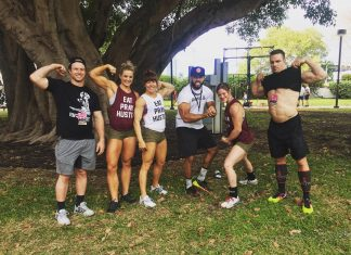 Wasatch Brutes to compete in South Regional of CrossFit Games