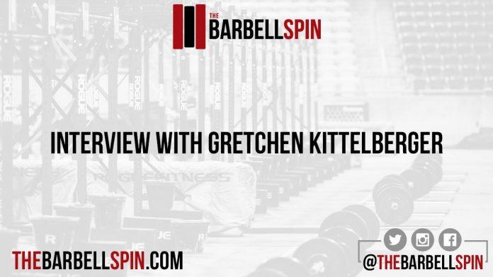 Facebook Live interview with Gretchen Kittelberger