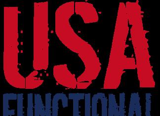 USA Functional Fitness Logo