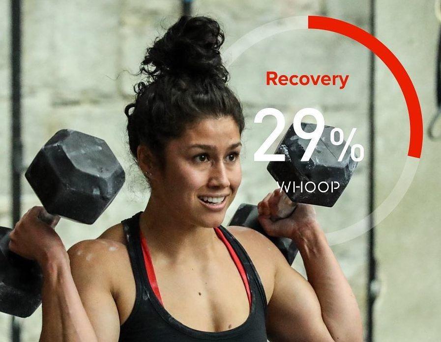 Is Whoop The Next Big Thing In Crossfit The Barbell Spin