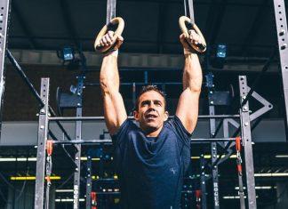 Patrick Burke, CrossFit Games veteran, trying out False Grips. @prburke/Instagram