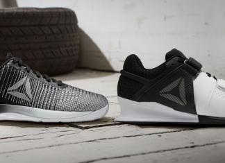 Reebok Nano 7 Weave plus Legacy Lifter on sale for $199 on CrossFit Store.