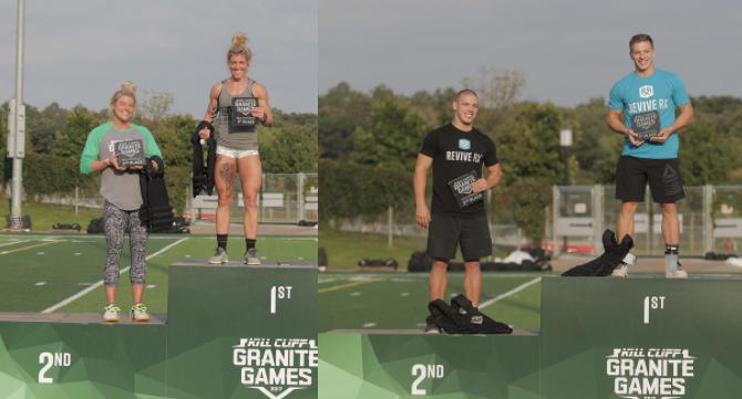 2017 Granite Games Individual Pro Champions. @thegranitegames/Instagram