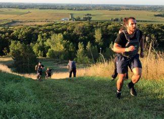 5.11 Trail Run at 2017 CrossFit Games. @johnswanson27/Instagram