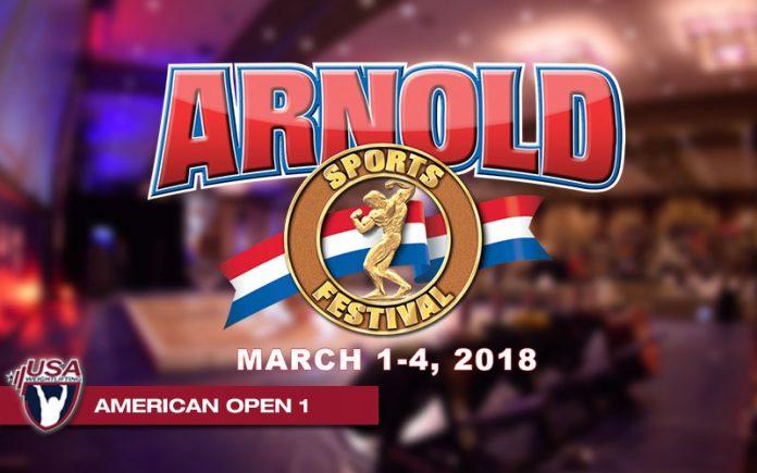 2018 USAW American Open Series 1 logo