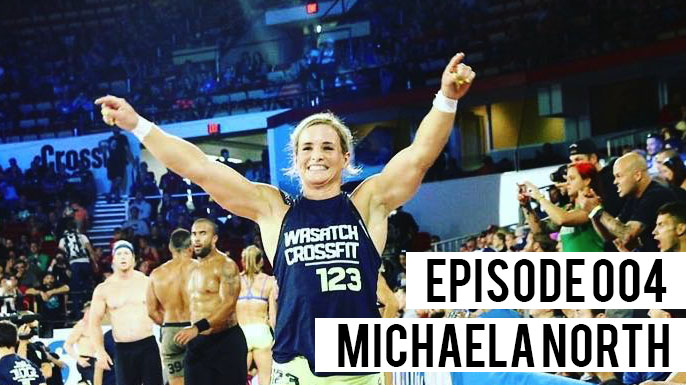 Michaela North - The Barbell Spin Podcast