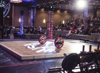 2017 USA Weightlifting National Championships. Photo by Lifting Life