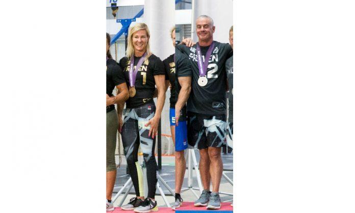Tony Turski and Josee Sarda both failed drug tests after making the podium at the 2017 CrossFit Games.
