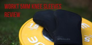 Workt 5mm Knee Sleeve Product Review