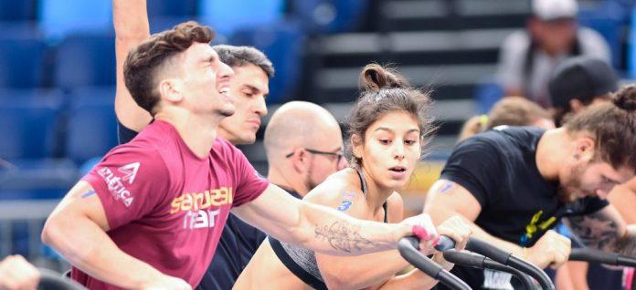 Codigo CrossFit at the 2018 CrossFit Games Latin American Regional. Photo courtesy of CrossFit Inc.