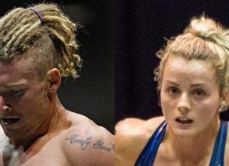 James Newbury and Maddie Sturt qualify for the 2019 CrossFit Games out of the Australian CrossFit Championship.