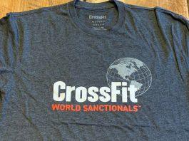 CrossFit World Sanctionals Shirt