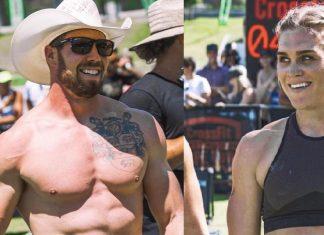 Sean Sweeney and Katrin Davidsdottir win the 2019 CrossFit Fittest in Cape Town Sanctional.