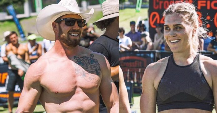 Sean Sweeney and Katrin Davidsdottir win the 2019 CrossFit Fittest in Cape Town Sanctional.