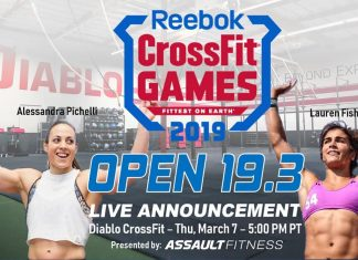 19.3 Live Announcement from Diablo CrossFit