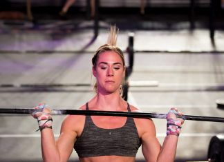 Brooke Wells at the 2018 Wodapalooza Fitness Festival. Photo courtesy of FL Sports Guy.