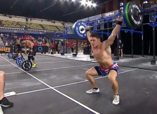 John-Paul Hethcock wins the 2019 Mid-Atlantic CrossFit Challenge.
