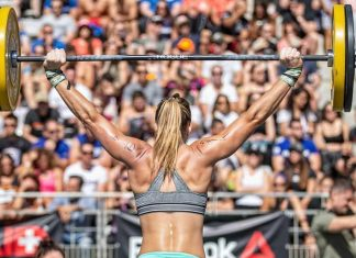 CrossFit French Throwdown. Photo via Instagram, @frenchthrowdown