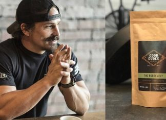 Josh Bridges officially launches Good Dudes Coffee Co.