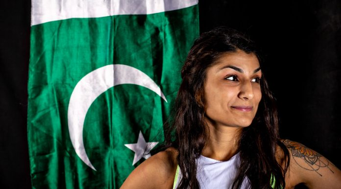 Mishka Murad, first Pakistani woman to qualify for the CrossFit Games.