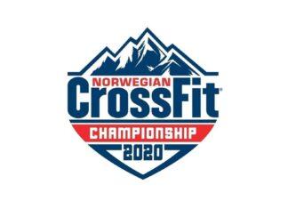 2020 Norwegian CrossFit Championship logo