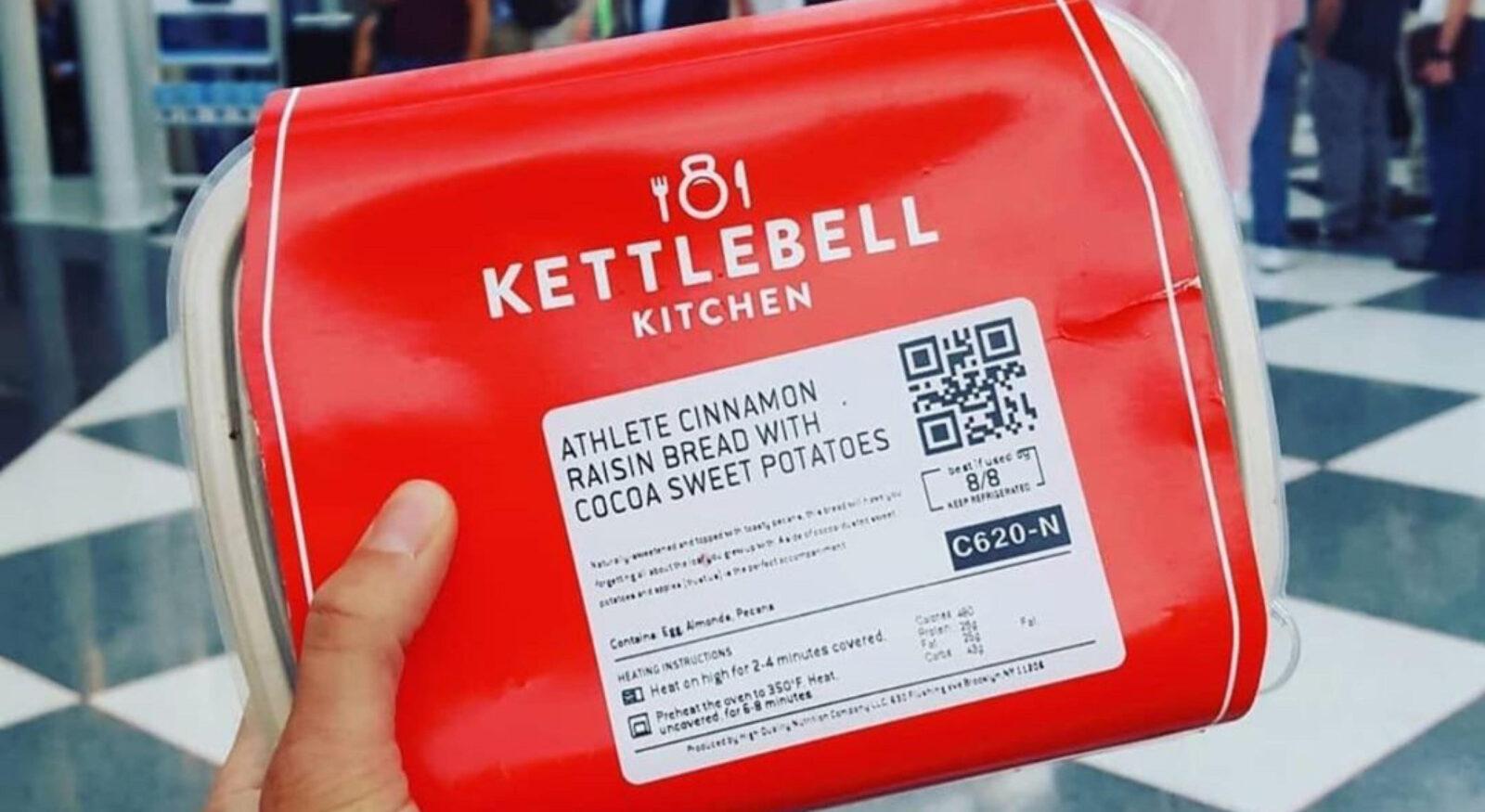 Kettlebell Kitchen Shuts Down Meal Prep