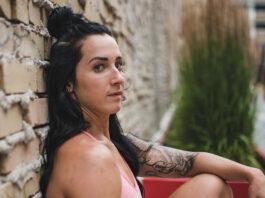 Kristine Andali. Photo via Instagram, @kristineandali